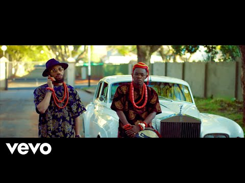 Patoranking – Money ft. Phyno [Official Video]