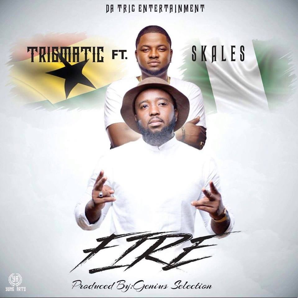 Trigmatic feat Skales – Fire [Prod by Genius Selection]