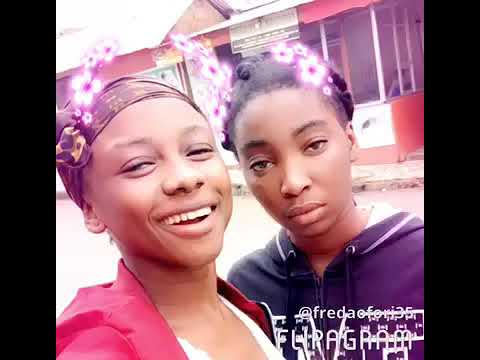 Video of young lesbian couple in Ghana