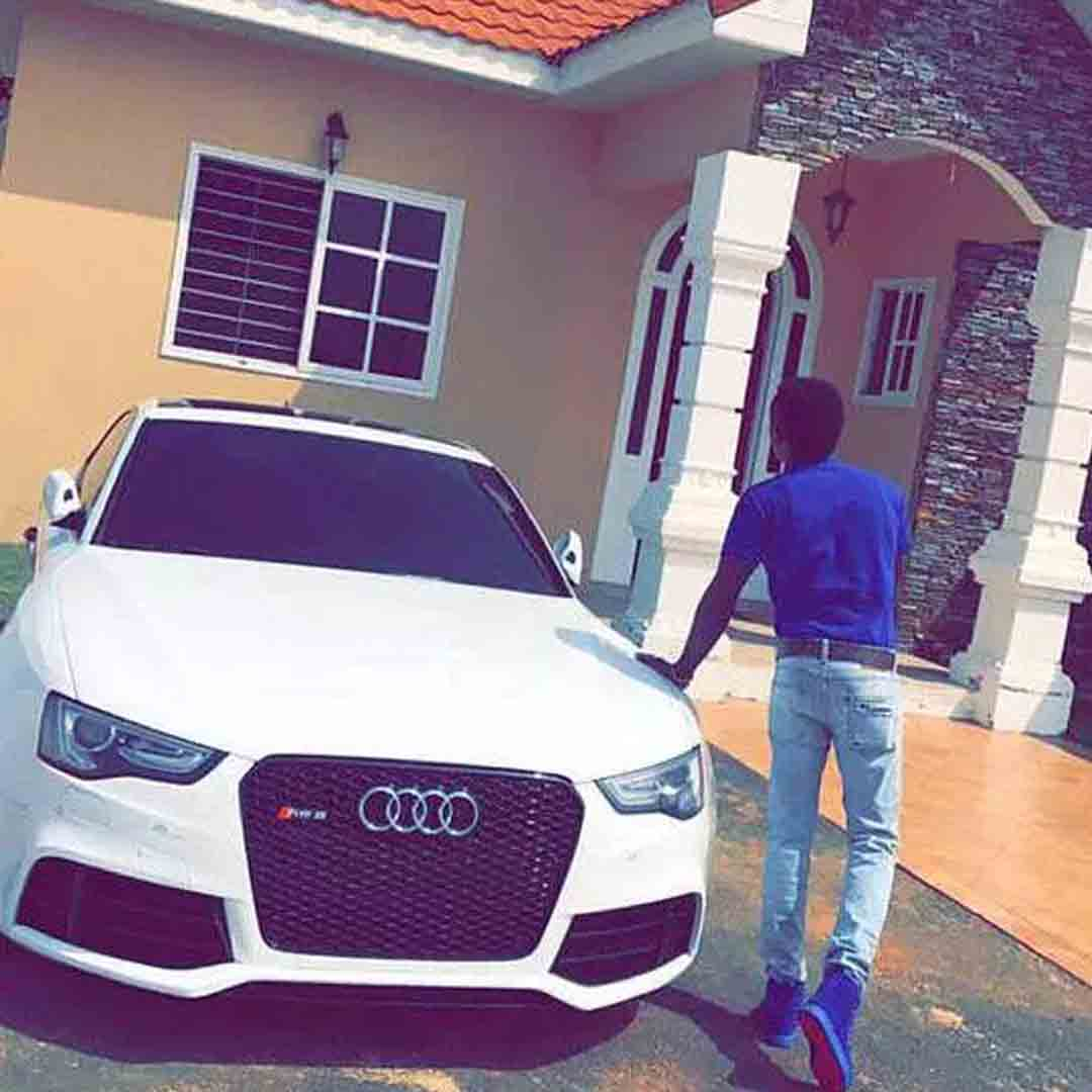 Criss Waddle involved in a car accident