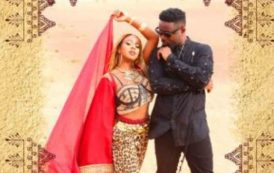 Dj Cuppy ft Sarkodie - Vybe