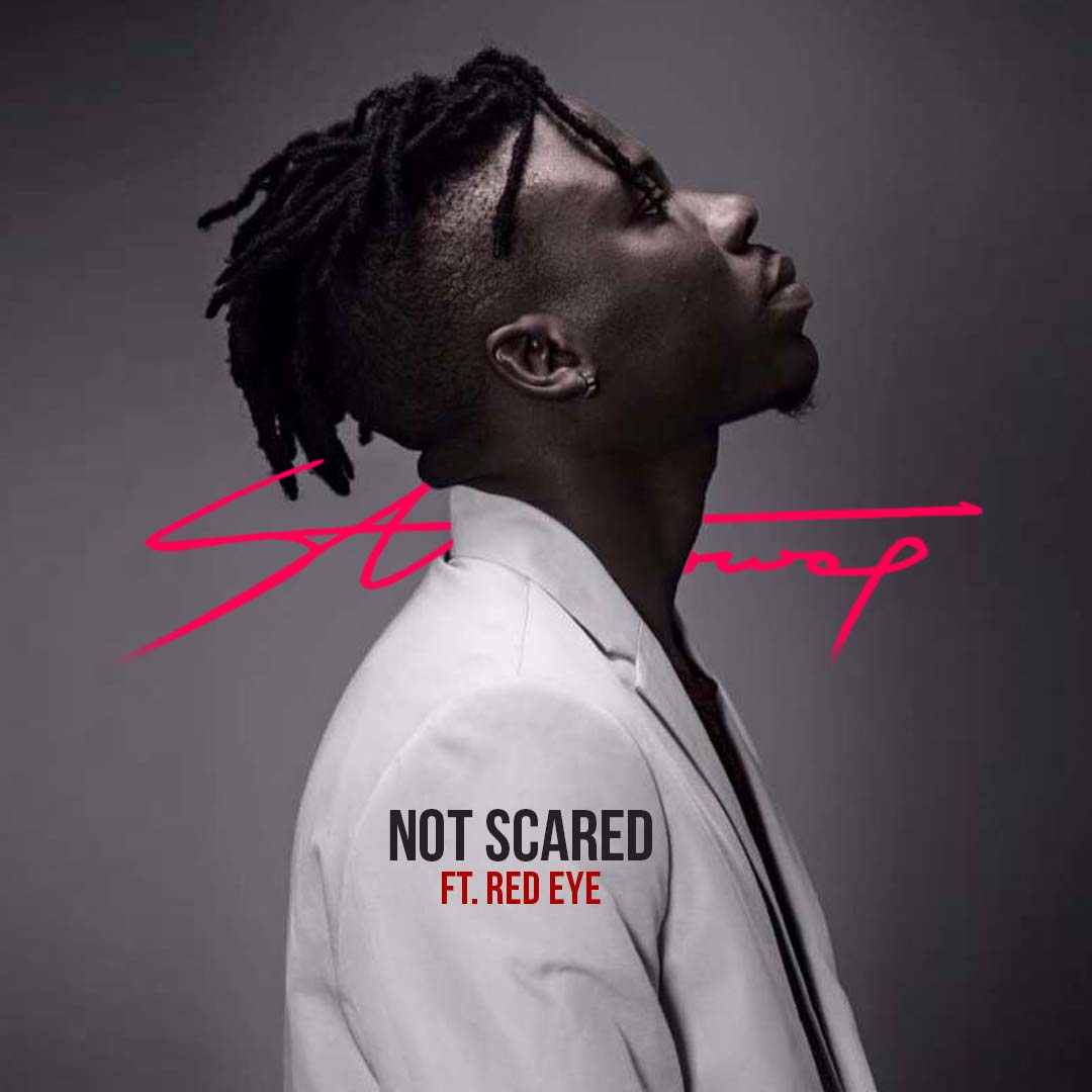 Stonebwoy - Not Scared Remix ft. Red Eye [www.LOUDinGH.com]