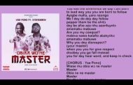 Yaa Pono ft Stonebwoy - Obiaa Wo Ne Master (Official Lyric Video)