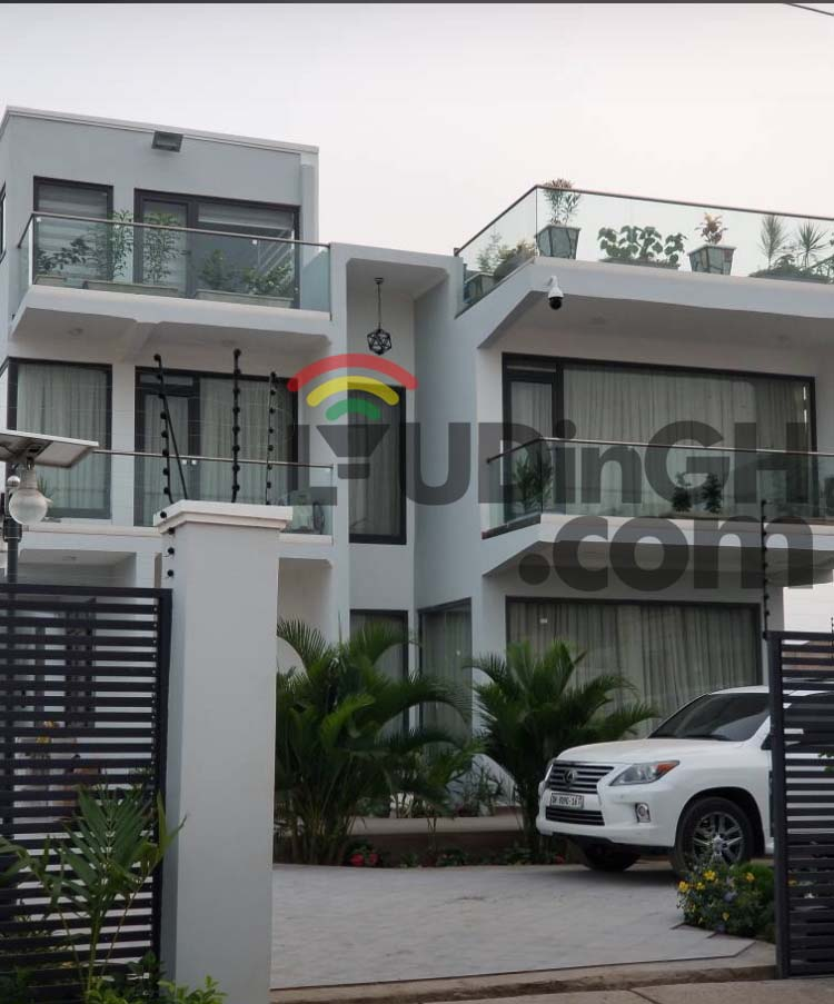 Photos: Nerro of Sultan Incorporative 2.3 Million dollar Mansion