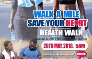 Papa Ronnie To Organize Health Walk This Saturday