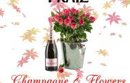 Praiz - Champagne And Flowers