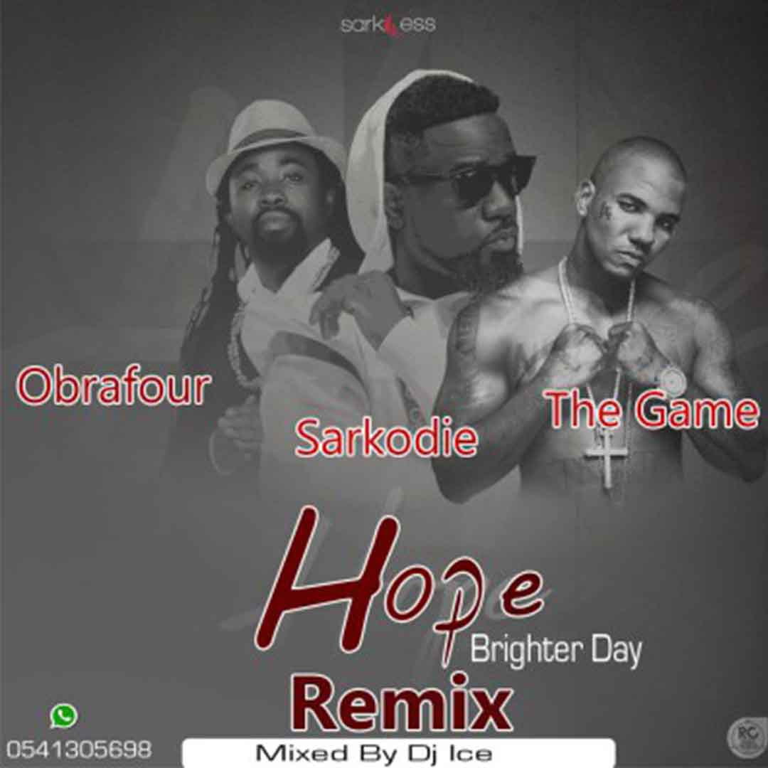 The Game ft Sarkodie X Obrafour - Brighter Day (Remix)