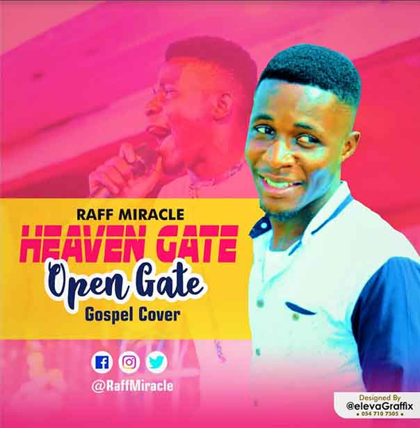Raff Miracle - Heaven Gate (Open Gate Cover)