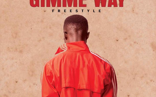 Jessy Gh - Gimme Way (Freestyle)